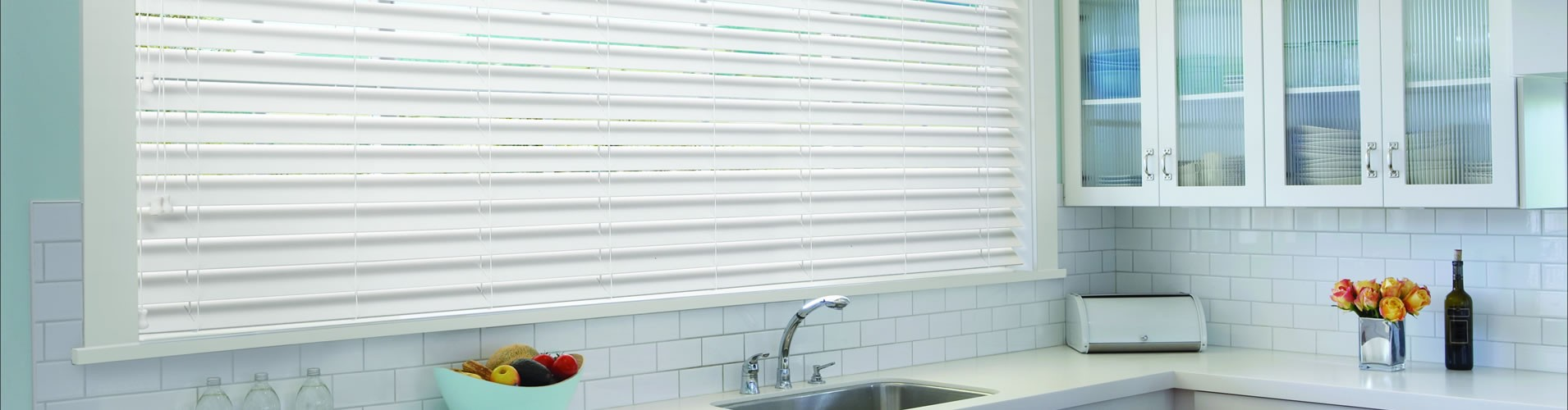 Austin Faux Wood Blinds