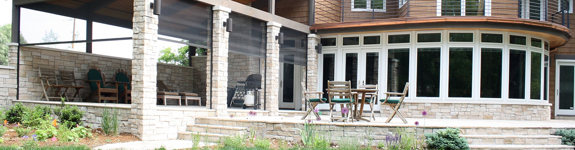 Motorized Retractable Screens - Cedar Park, TX