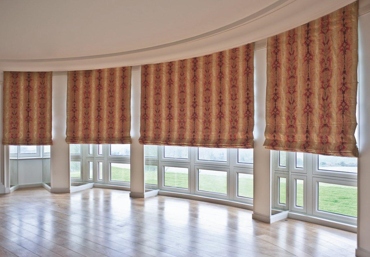 Roman Shades For Every Room In The House Austin Tx
