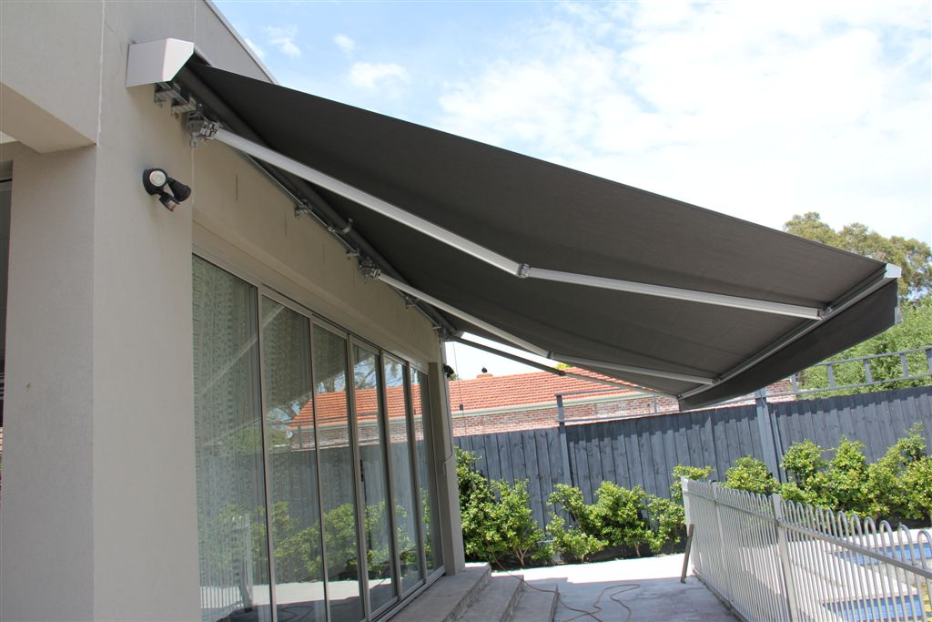 The Benefits of Having a Retractable Awning - Shades & Shutters Austin