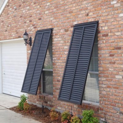 Austin Bahama Shutters From The Shading Co