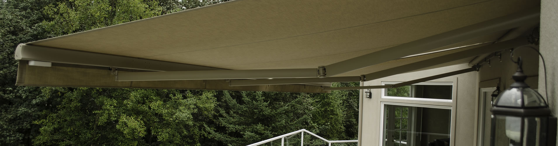 Awnings Austin, TX, Motorized & Manual Retractable Awnings