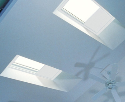 Motorized Skylight Shades, Austin, TX