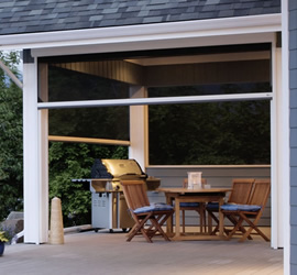 Patio Enclosure Screens Houston
