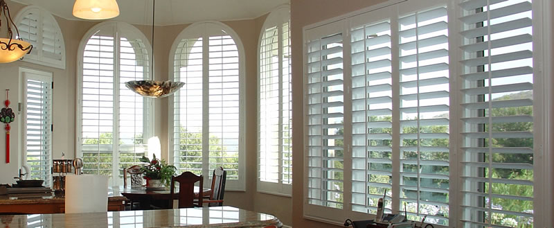 Interior Shutters, window treatments, Cedar Park, Texas