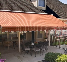 Austin Texas Deck & Patio Awnings