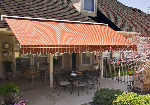 Retractable Austin Deck Awning Shades Amp Shutters Austin