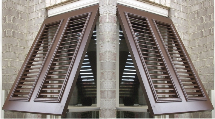 Electric Companies In Texas >> Austin Bahama Shutters from The Shading Co.