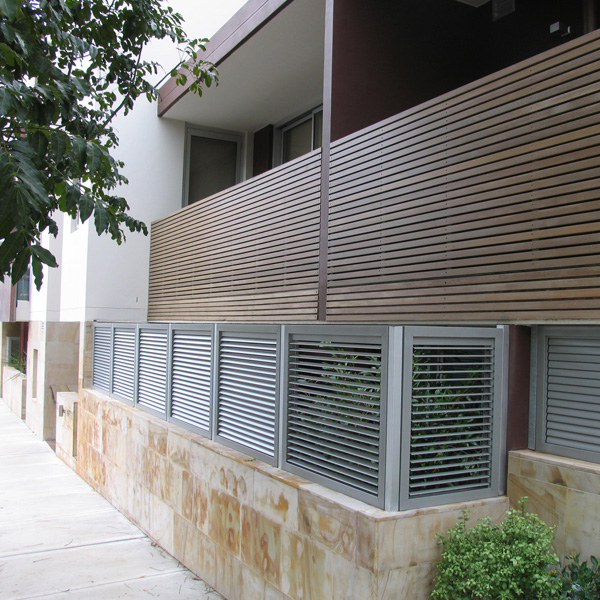 011 - Auston Grey Outdoor Shutters