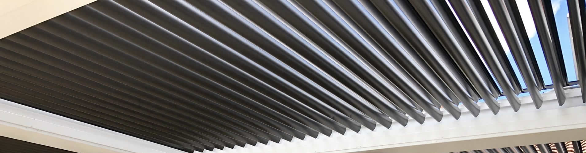 Louvered Roofs - Austin, TX