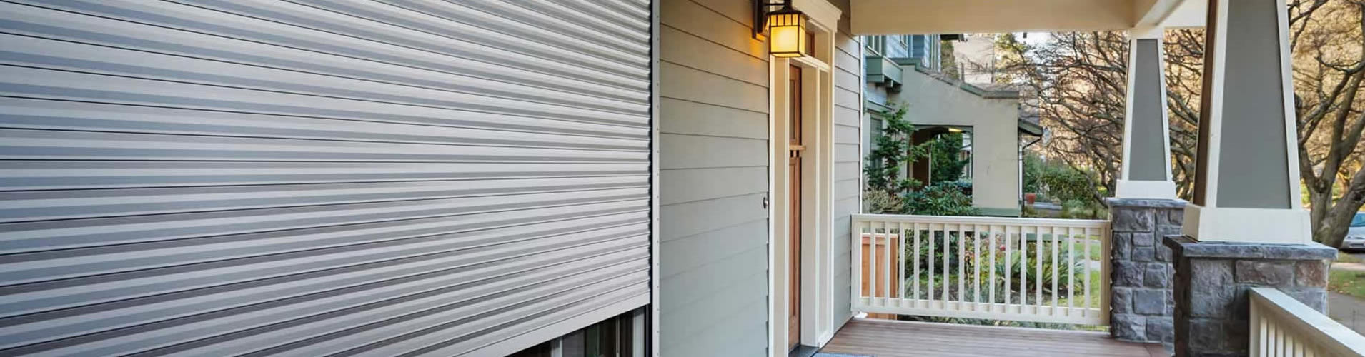 Rolling Storm & Security Shutters - Austin, TX